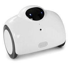 Remotely monitor your home from anywhere in the world with this home patrolling robot.