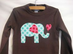 Yet another?! She probably getting an elephant shirt by the looks of things