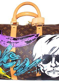 a39de4ac318 25 Delightful Painted Bags images