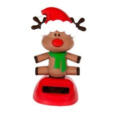 Solar-Powered Dancing Christmas Toys ~Many Different Characters to Pick From~