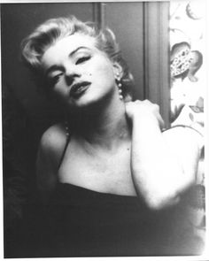 3/03/1956 Press Party - Divine Marilyn Monroe