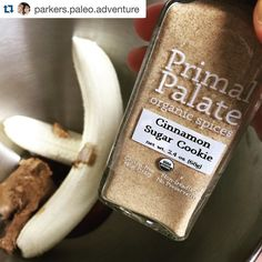 Ooh! Recipe? (Link to order spices in our profile!) #Repost @parkers.paleo.adventure with @repostapp.  Making some #paleoapproved banana bread this morning using my @primalpalate #cinnamonsugarcookie spices! #perfectlypaleo #parkerpaleoadventure #primal #grainfree #celiacsafe #celiacfriendly #glutenfree #glutenfreeforme #paleofriendly