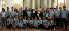 Συνάντηση Παυλόπουλου με πρωταθλητές ιστιοπλόους [εικόνες]