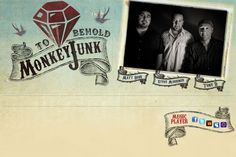 Juno Award Winners - Monkey Junk - Best Blues Band in Canada #Ottawa #Music