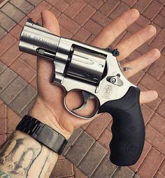 Smith Wesson 686 7 Round Cylinder Not A Bad Gun