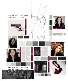 """""""Black Widow- Natasha Romanoff"""" by marnez1028 on Polyvore featuring Seed Design and Dirty Pretty Things"""