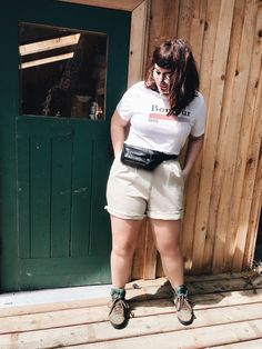 Pleated Shorts, Khaki Shorts, Denim Skirt, White Shorts, Vintage Shorts, Vintage Wear, Size 14 Models, 90s Shorts, Women Shorts
