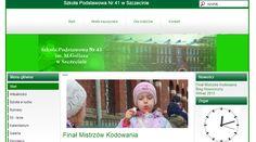 Szkoła Podstawowa Nr 41 w Szczecinie dołącza do grona szkół eksperckich.