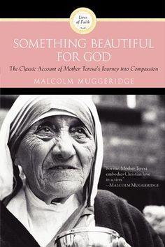 Something Beautiful for God by Malcolm Muggeridge, http://www.amazon.com/dp/0060660430/ref=cm_sw_r_pi_dp_g1Sasb1XY7SPE