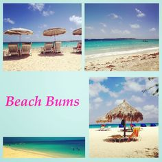 Orient Beach in St Maarten and Eagle Beach in Aruba from our recent Adventure of the Seas cruise!