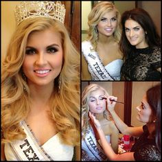Congratulations to our new #misstexasteenusa @kelliemelissa #gorgeous girl. Can't wait to spend the next year working together @thepageantguy @realericvaughn #makeup #mua #makeupartist #pageant #missteenusa