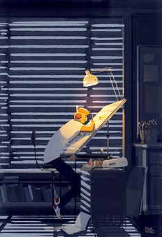 The long night. by PascalCampion.deviantart.com on @DeviantArt