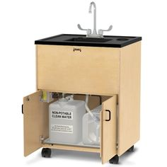 Find great deals on the Jonti-Craft Portable Clean Hands Helper Counter with Sink when you shop SCHOOLSin. Portable Sink, Hand Washing Station, Babysitting Activities, Outdoor Sinks, Container Conversions, Basin Sink, Stainless Steel Sinks, Glass Vessel, Plastic Containers