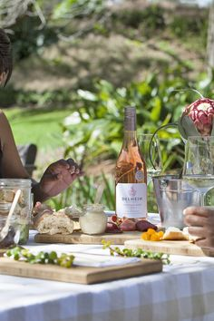 This summer, the Western Cape winelands play host to a number of delectable experiences. Discover our top wine tastings and events this season. Cape Town, Wine Tasting, Cheers, Stuffed Mushrooms, Vegetables, Drinks, Bottle, Eat, Food