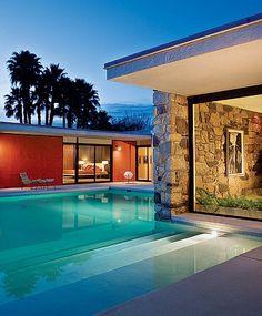 Pretty nice pool.