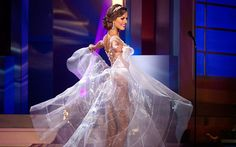 Quiz: Can you work out the origin of these contestants from their   outrageous national costumes?
