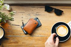 A compact zip wallet for those who only want to carry a little, the Card Pocket has a secure coin pouch for cash and storage for your daily cards too. Slim Leather Wallet, Minimalist Bag, Things To Buy, Stuff To Buy, Pocket Wallet, Sims, Sunglasses Case, Zip Around Wallet, Card Holder