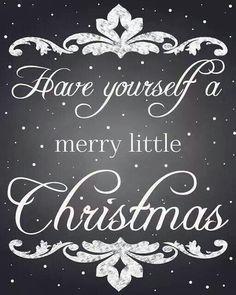 Merry Christmas!  xoxo