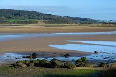 Dulas Bay - amazing setting for an Anglesey holiday!