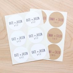 Custom Save The Date Stamp Personalized Rubber By Inkdotpot