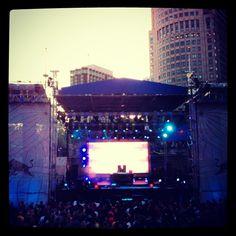 Festival Movement Detroit