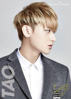 IVYclub Facebook Update - EXO-M TAO