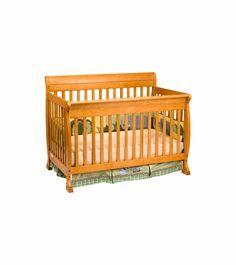 a7f6aea25745 OUT OF STOCK :( 219 in stock DaVinci Kalani 4-in-1 Convertible Crib Honey  Oak