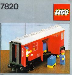 These handy Lego Trains instructions are here to help you with building your LEGO sets. LEGO are childrens toys and are great if you can pick them up in a toy sale! Toys For Boys, Kids Toys, Boy Toys, Lego Super Mario, Kids Book Series, Lego Club, Free Lego, Lego Trains, Lego Castle