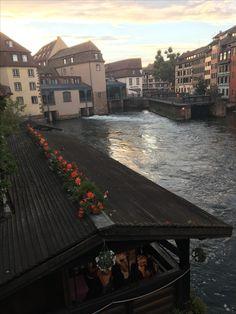 Pont Saint-Martin / Strasbourg