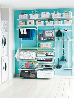 """Fantastic """"laundry room storage diy small"""" info is offered on our website. Read more and you wont be sorry you did. Garage Laundry Rooms, Small Laundry Rooms, Laundry Room Organization, Laundry Room Design, Organization Ideas, Storage Ideas, Ikea Laundry Room, Printable Organization, Bathroom Laundry"""