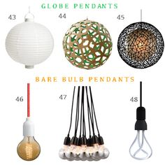 Get the Look: 48 Pendant Lights Perfect for Hallways | StyleCarrot