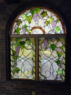 Leaded glass  Tim Scully