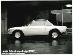 Lancia Fulvia Coupe----1960s