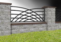 House Fence Design, Window Grill Design Modern, Balcony Grill Design, Modern Fence Design, Front Gate Design, Balcony Railing Design, Door Gate Design, Balcon Grill, Villa K