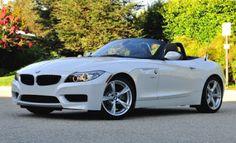 BMW Z4 Roadster 2012 White