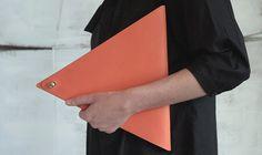 Triangle bag.