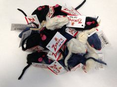 20 x Cat Toy Realistic Fur Mice * Check out this great product. (This is an affiliate link and I receive a commission for the sales)