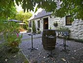 Byre Inn Cafe Pub Restaurant Accommodation Brig o' Turk, Callander, Stirling Stirling, Scotland, National Parks, Restaurant, Patio, Outdoor Decor, Home Decor, Terrace, Star Ring