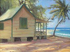 Barbados Beach - Brian Stewart