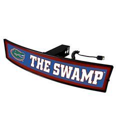 SLS Florida Gators 3D Color Emblem Matte Black Hitch Cover