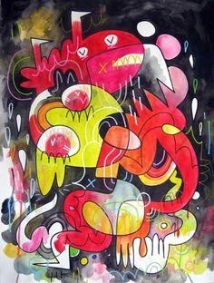 John Burgermans awesome art!