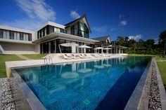 House in Phuket - KplusK Architects & Deborah Oppenheimer Interior Design