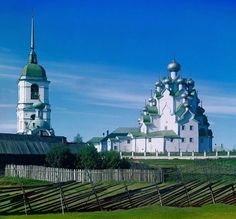 Russia / 100 years before / Real colorful pictures / Sergei Prokudin-Gorskii