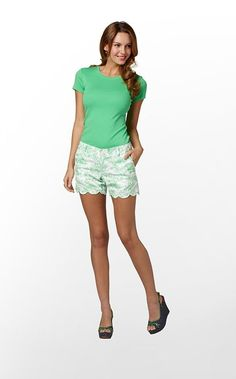 Buttercup Short in Spring Fever Toile $68 (w/o 2/26/12) #fashion #lillypulitzer