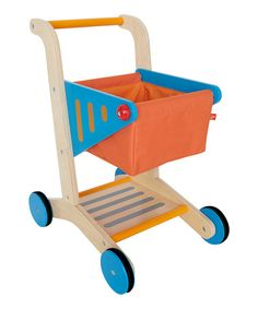 Digging this retro vibe shopping cart on Zulily today