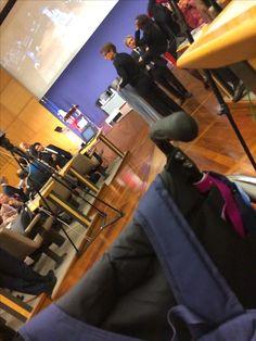 Un fauteuil à Bercy - Le CJD au Copil Pilotage charte Et label fournisseurs responsables