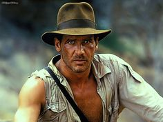"""Indiana Jones"", 1981. Coolest. movie. ever."