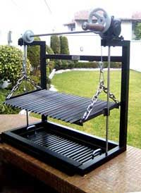 """Outstanding """"built in grill diy"""" info is available on our web pages. Have a look and you wont be sorry you did. Bbq Grill, Grill Oven, Outdoor Oven, Outdoor Cooking, Grill Design, Küchen Design, Design Ideas, Argentine Grill, Four A Pizza"""