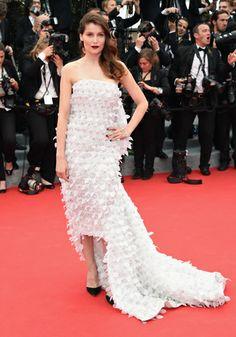 Laetitia Casta #Dior #Cannes2014