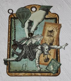 LOVE this tag!!  Blog Lacigale: * Steampunkery *
